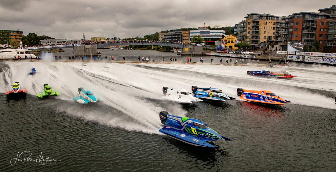 Tønsberg Grand Prix 2019 - Finalestart F2