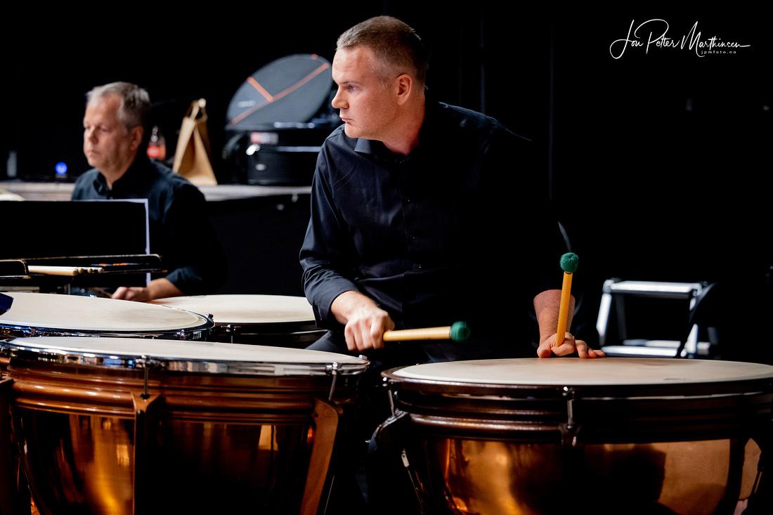 Tønsberg Janitsjarkorps - konsert på Støperiet Scene 1/11-20