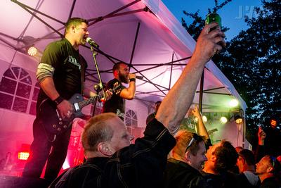 Høy partyfaktor på Trigger-konsert