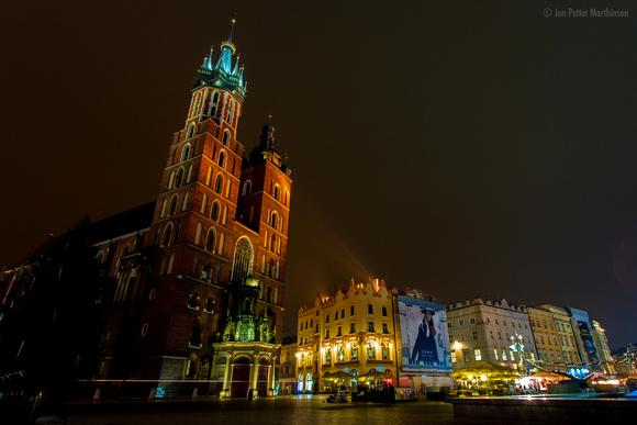 Mariakirken, Krakow