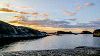 September Sunset II - Stauper, Vestfold